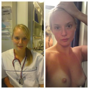 amateur photo Doctor on/off