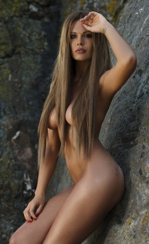 amateur photo Long hair