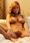amateur photo Redhead, glorious in every respect