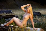 Samantha Rone naked outdoors