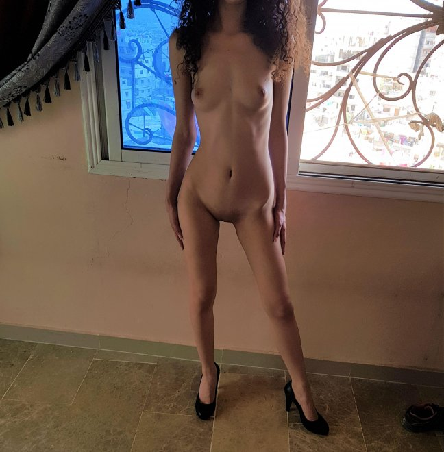Confident Arab girl who don't need no man😎 Porn Photo