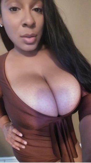amateur photo You love tits too?