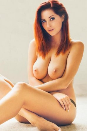 amateur photo Redhead Lucy