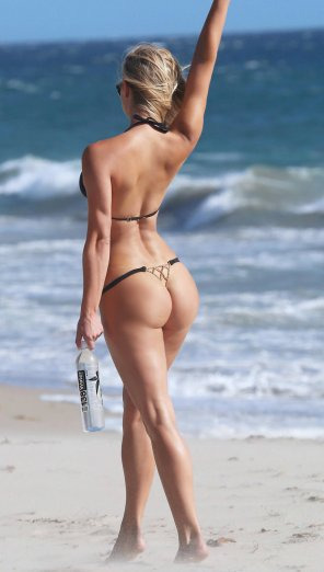 amateur photo Beautiful beachwear