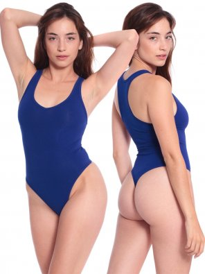 amateur photo This bodysuit model looks like she would just be wild in the sack