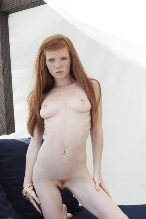 amateur photo pale with sexy freckles