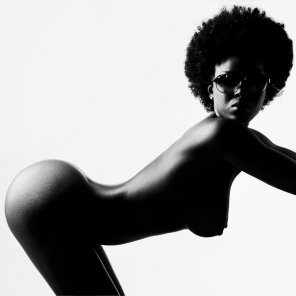 amateur photo afro chick
