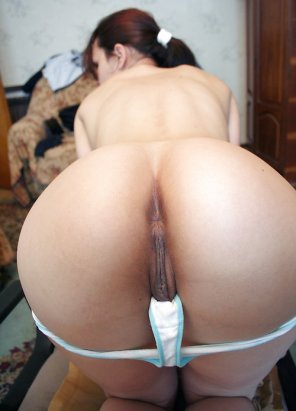 amateur photo Great view from behind