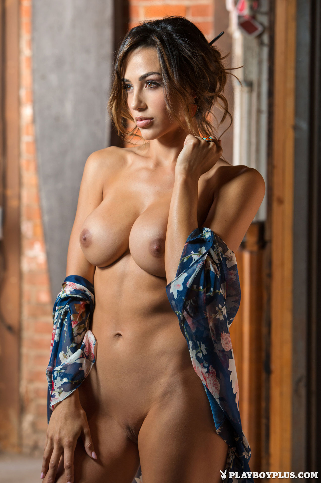 Watch Ana Cheri Topless video