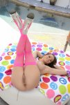 amateur photo Pink Stockings