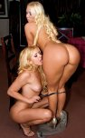 amateur photo Lexi Belle and unknown ass