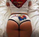 amateur photo Superman!