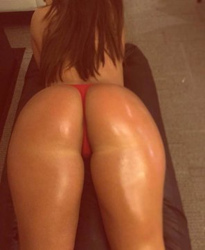 amateur photo Red Set
