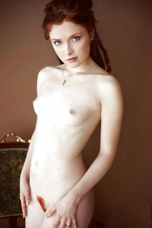 amateur photo A pale beauty