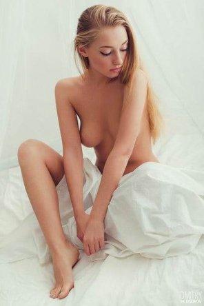 amateur photo Holy sheet