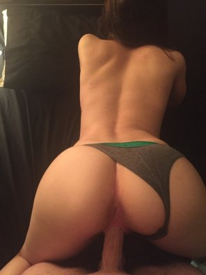 amateur photo panties pulled aside