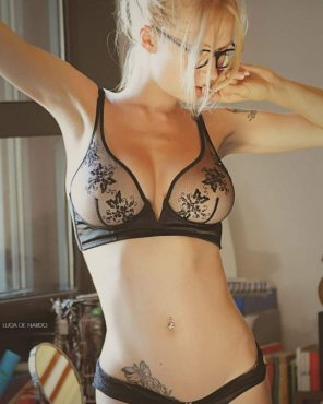 amateur photo Excellent lingerie