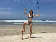 PictureAverage bikini teen