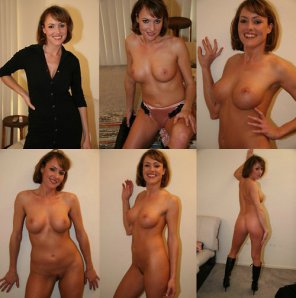 amateur photo Awesome bodied pretty Milf