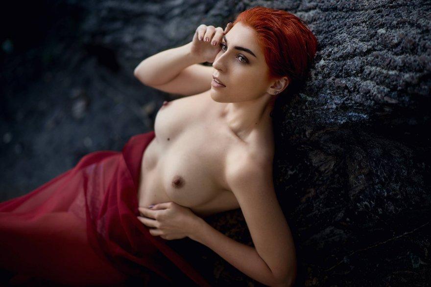 Volcanic rock Porn Photo