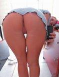 amateur photo Great selfie