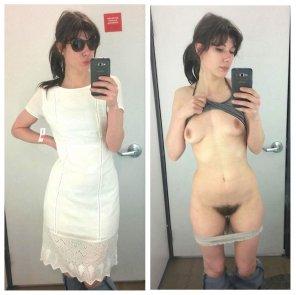 amateur photo No more imagination ;) ~ LeakedGirls.com