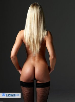 amateur photo Beautiful blonde, beautiful ass