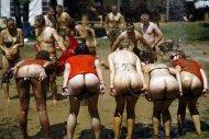 amateur photo Muddy line up