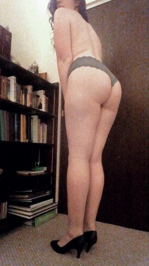 amateur photo Even a little taller than usual [F]