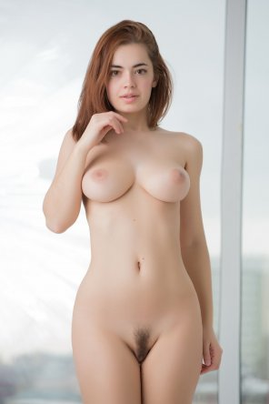 amateur photo Young babe