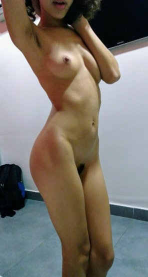 amateur photo Naked to warm up your night