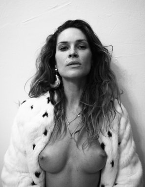 amateur photo Théorie Magazine – Spring 2015, Model: Erin Wasson