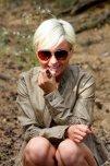 amateur photo Cute sunglasses