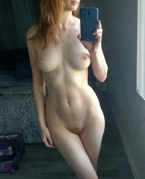 amateur photo [F] Nudes are the #1 reason I bought this mirror for my new place