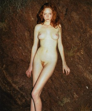 amateur photo Lily Cole