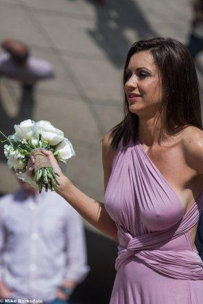 amateur photo PictureThe Brides Maid