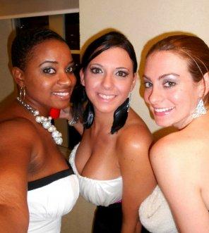 amateur photo Girls night