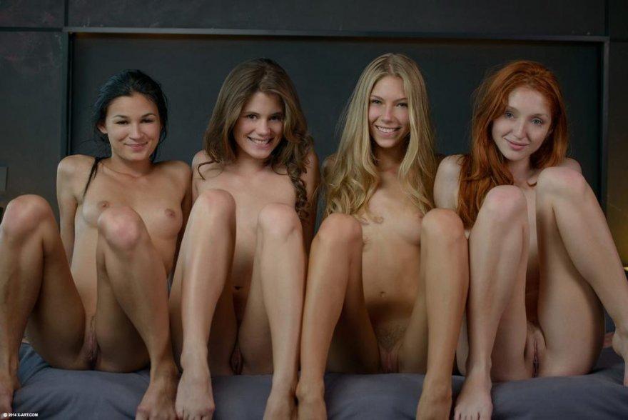 Fearsome foursome Porn Photo