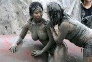 Like mud?