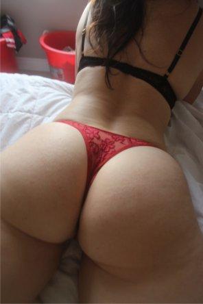 amateur photo Big red