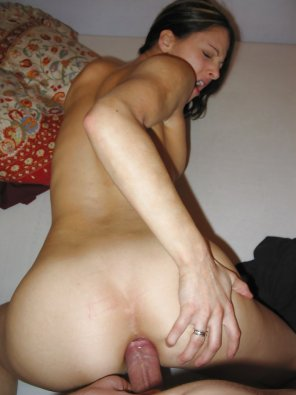 amateur photo Wife Anal fuck