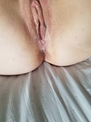 amateur photo Third or fourth orgasm today! And it's not even bedtime yet.