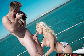 amateur photo Vice City Vacation Part Two - Marsha May & Levi Cash Pics 03