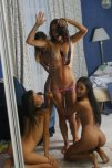 amateur photo Girl embarrassed by her friends