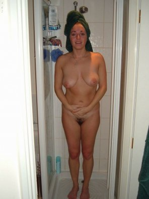 amateur photo Milf after a shower