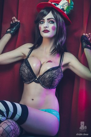 amateur photo Mad Moxxi by Kristen Lanae