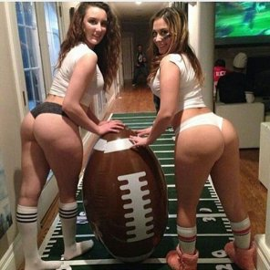 amateur photo Are you ready for some football