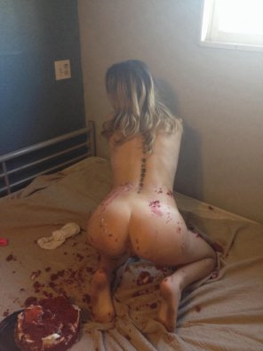 amateur photo Pussy Cake