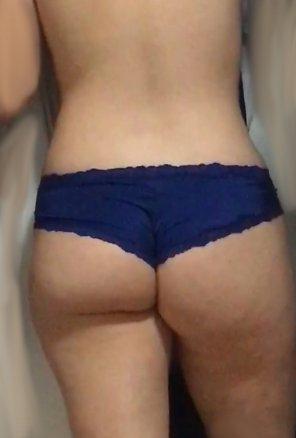 amateur photo First time showing my booty! What do you think?