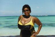 amateur photo Swimsuit